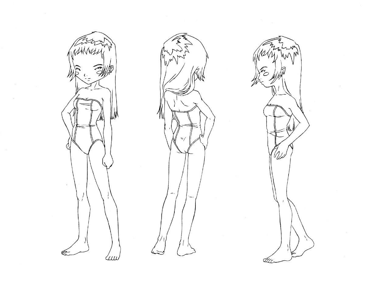 Code lyoko bikini