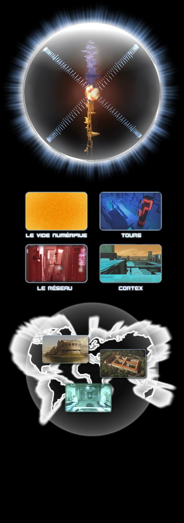 CodeLyoko.Fr - Lieux CLE